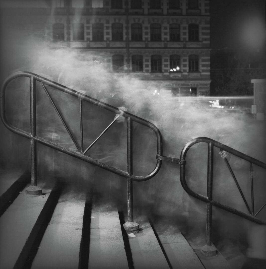 Выставка «Город теней. Алексей Титаренко»
