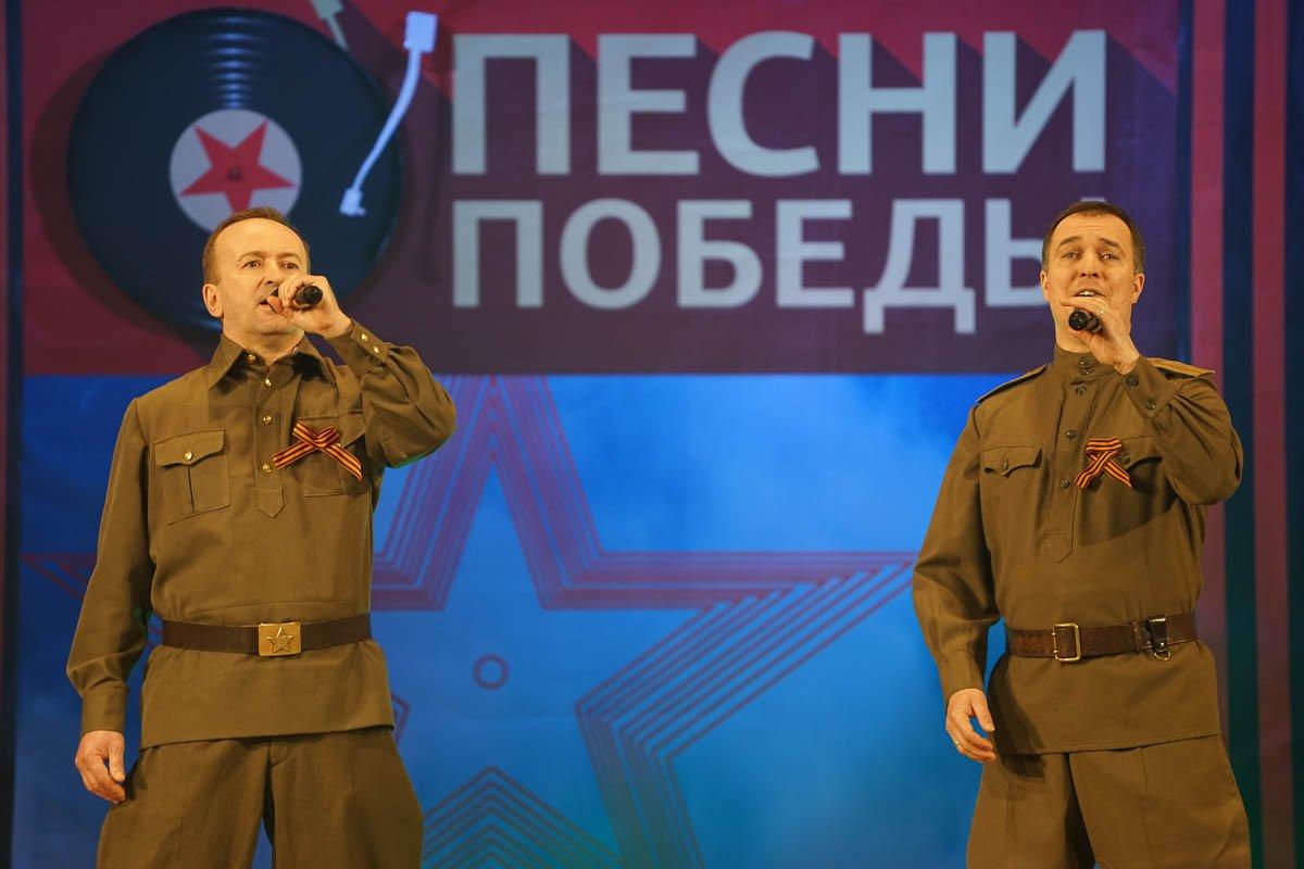 Народно-патриотическая акция «Народный Хор Победы» 2017