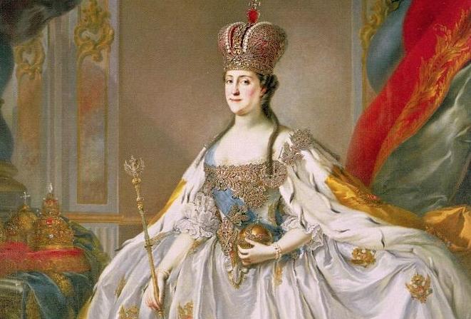 Выставка «Екатерина Великая встране имире»