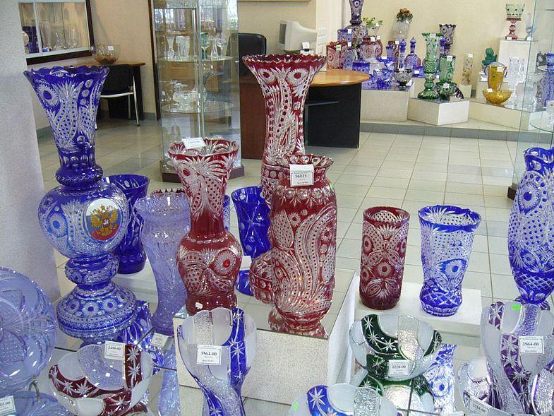 Выставка «Современное стекло Гусь— Хрустального»