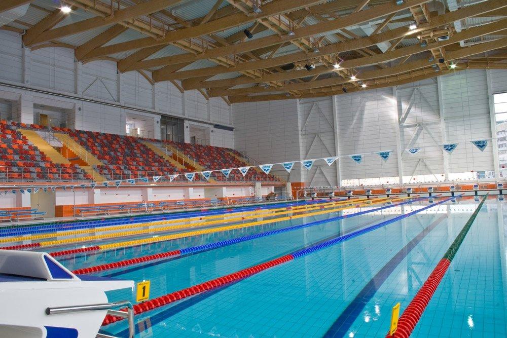 Петербургский Центр водных видов спорта «Невская волна»