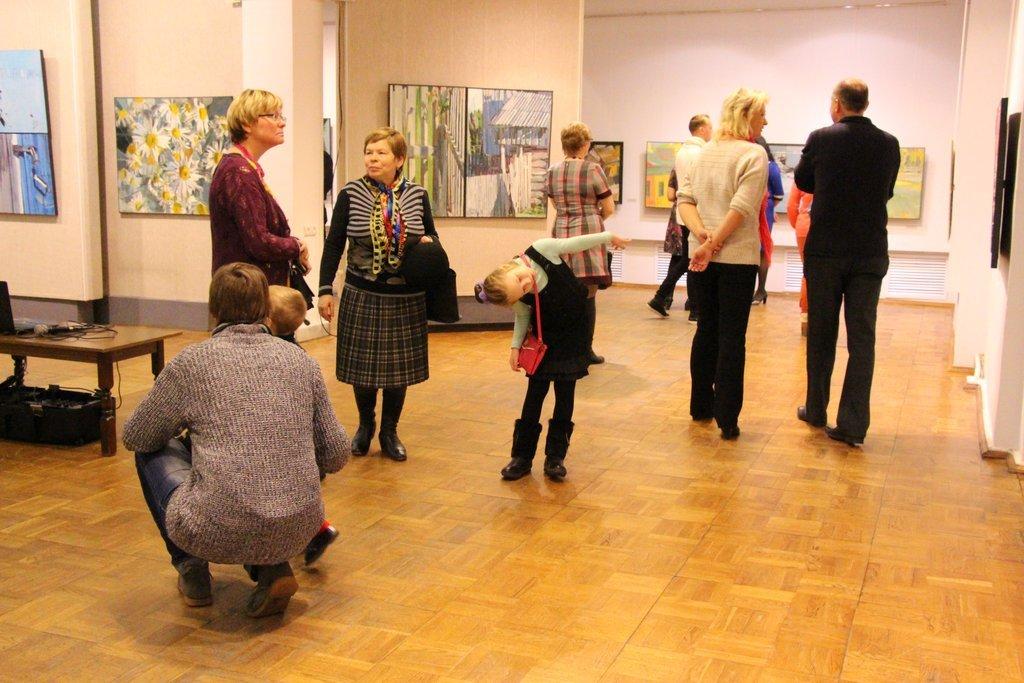Выставка «Междузимье»