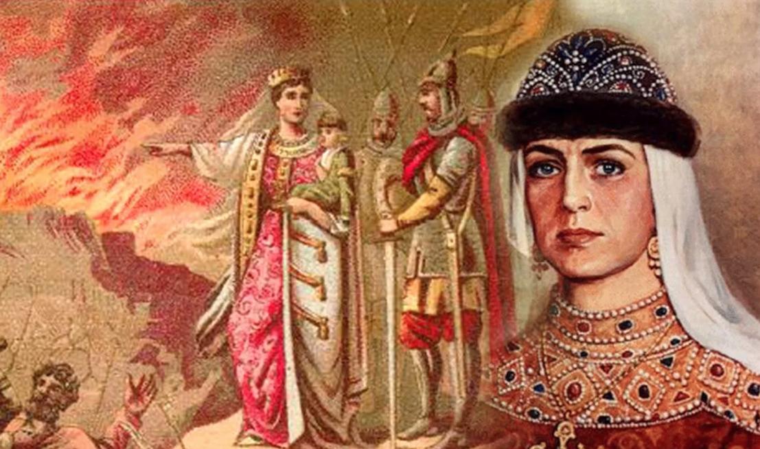 Выставка «Святая княгиня Ольга идинастия Рюриковичей»