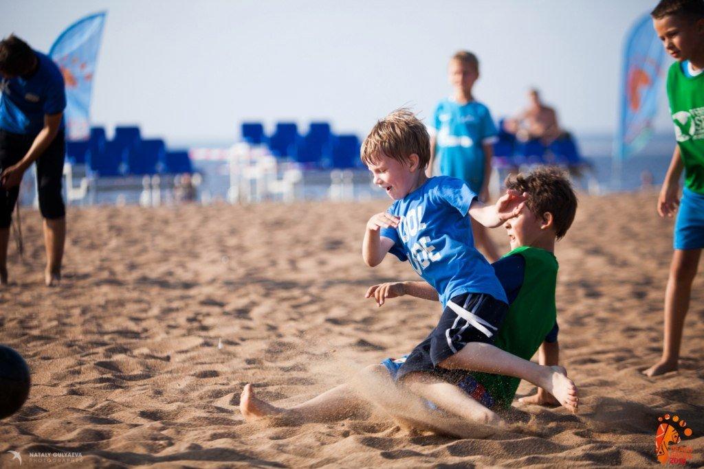 Лето, пляж,солнце, спорт 2016