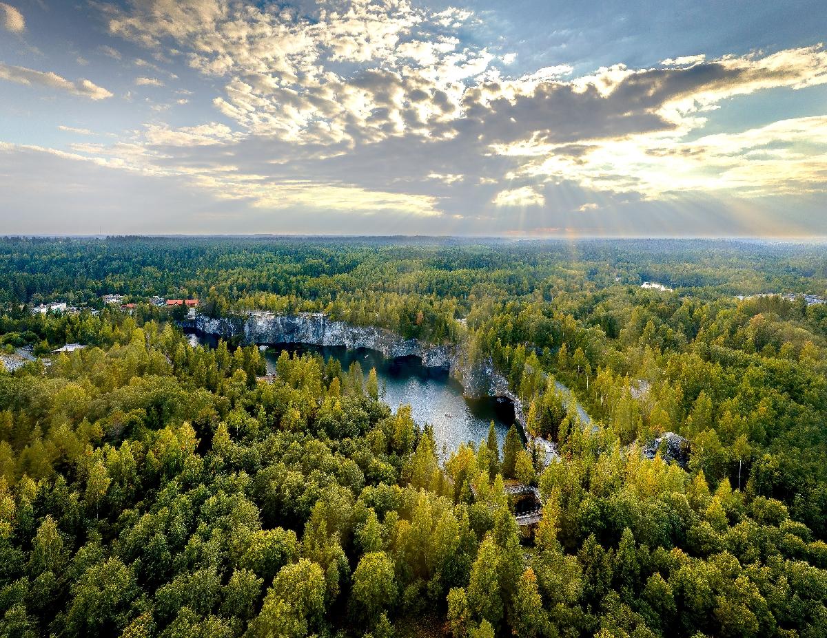ТОП-10 достопримечательностей Карелии за2 дня