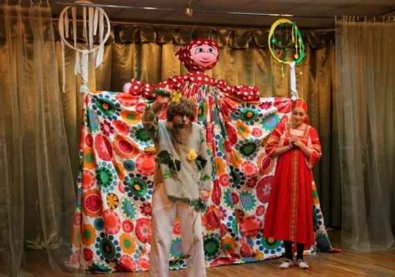 Фольклорный праздник «Боярыня Масленица»