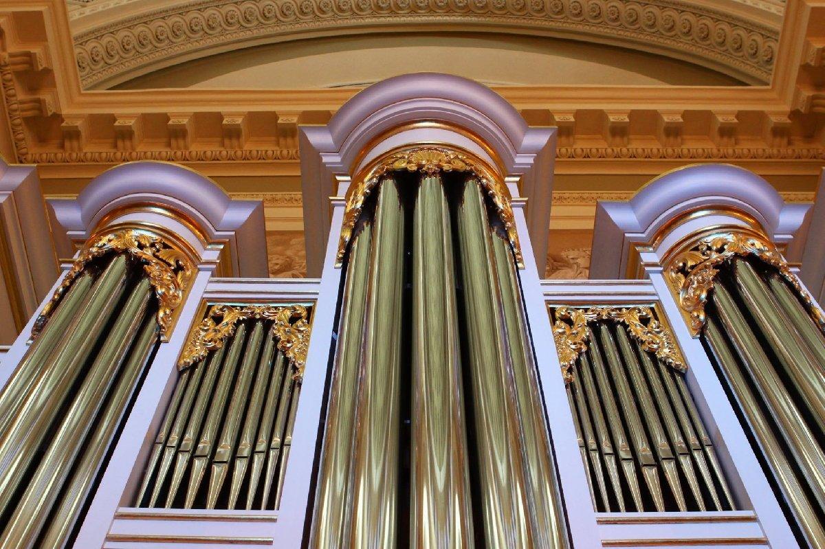 Органный фестиваль вТаврическом дворце