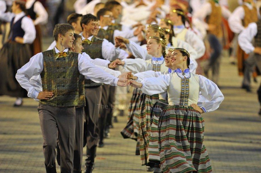 Фестиваль «Латгальской культуры» вСанкт-Петербурге 2016