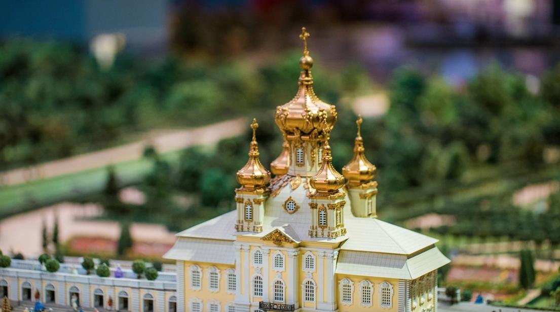 Музей-макет Петербурга ипригородов «Петровская Акватория»