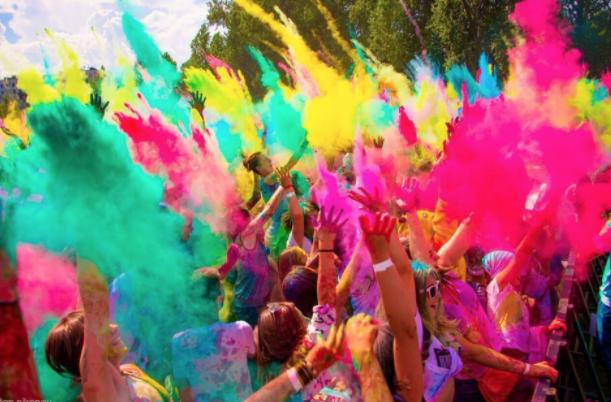Фестиваль красок 2020