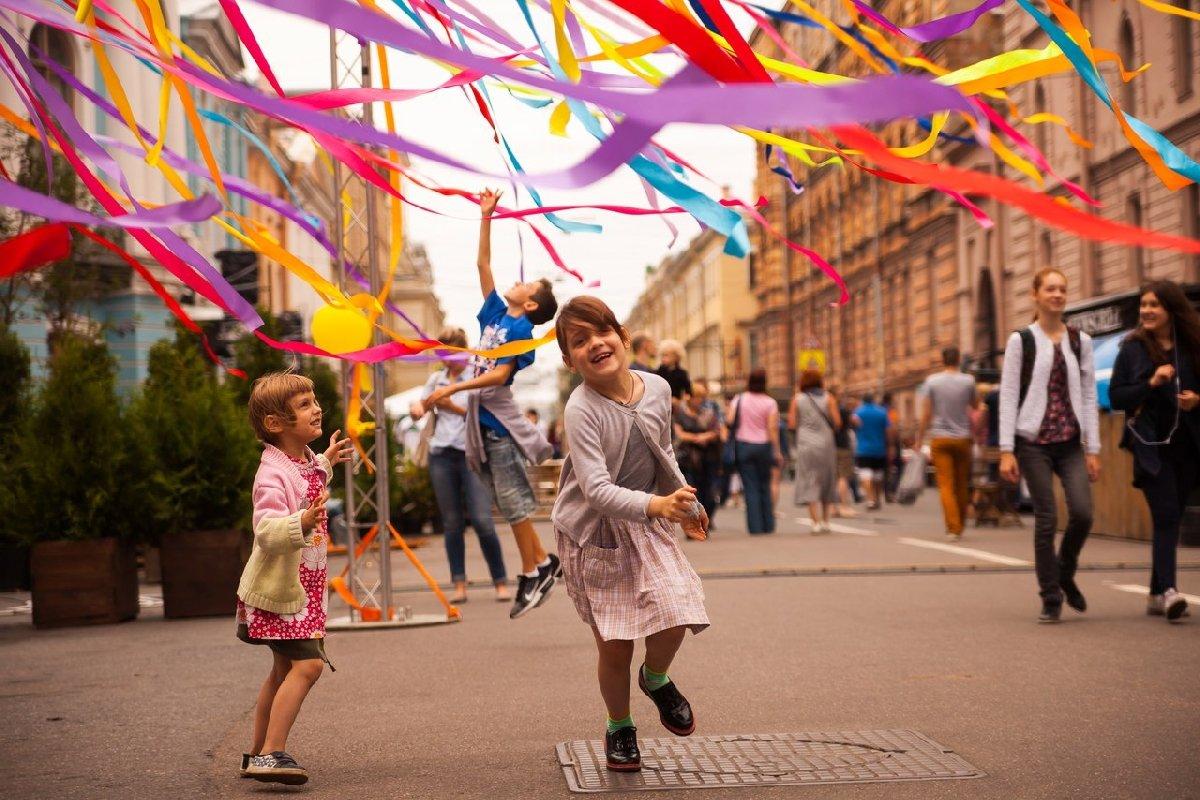 Фестиваль «Живые улицы» 2017