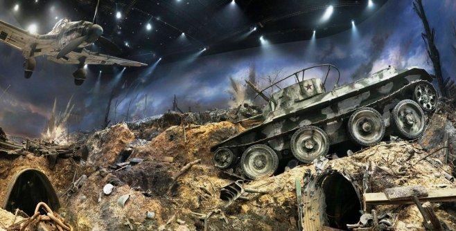 Открытие Музея-панорамы «Прорыв»
