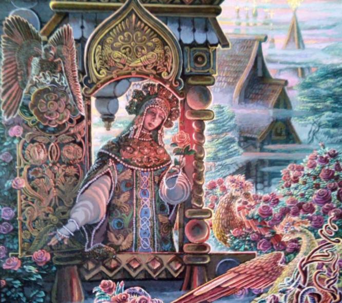 Выставка «Впоисках художественной Руси»