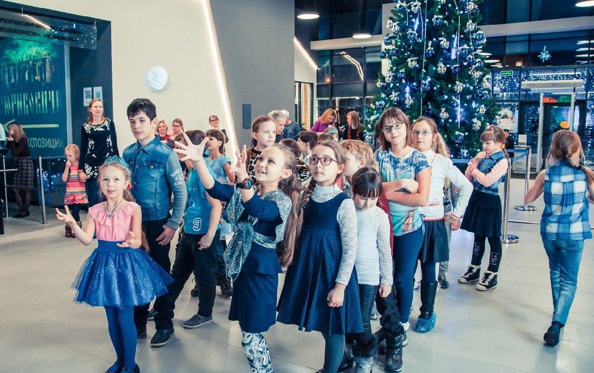 Проект «Новогодняя мистерия» вИсторическом парке