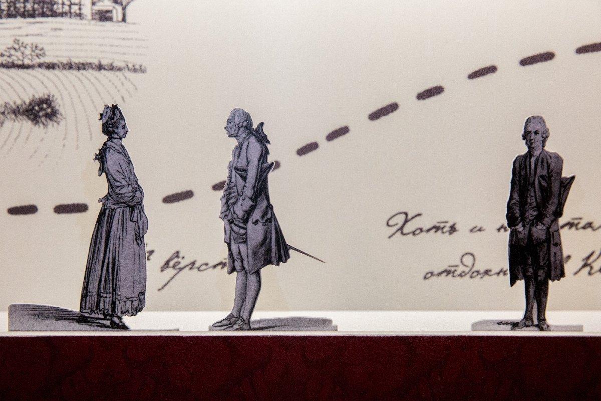 Выставка «От принцессы Фике кЕкатерине Великой. Путешествие вРоссию»