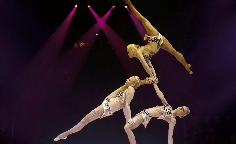 Цирковая программа «Желание Летать»