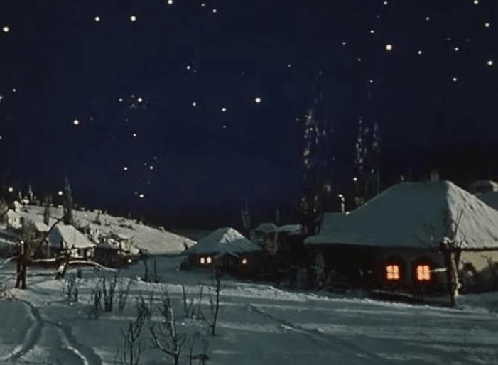 Семейный мюзикл «Ночь перед Рождеством»