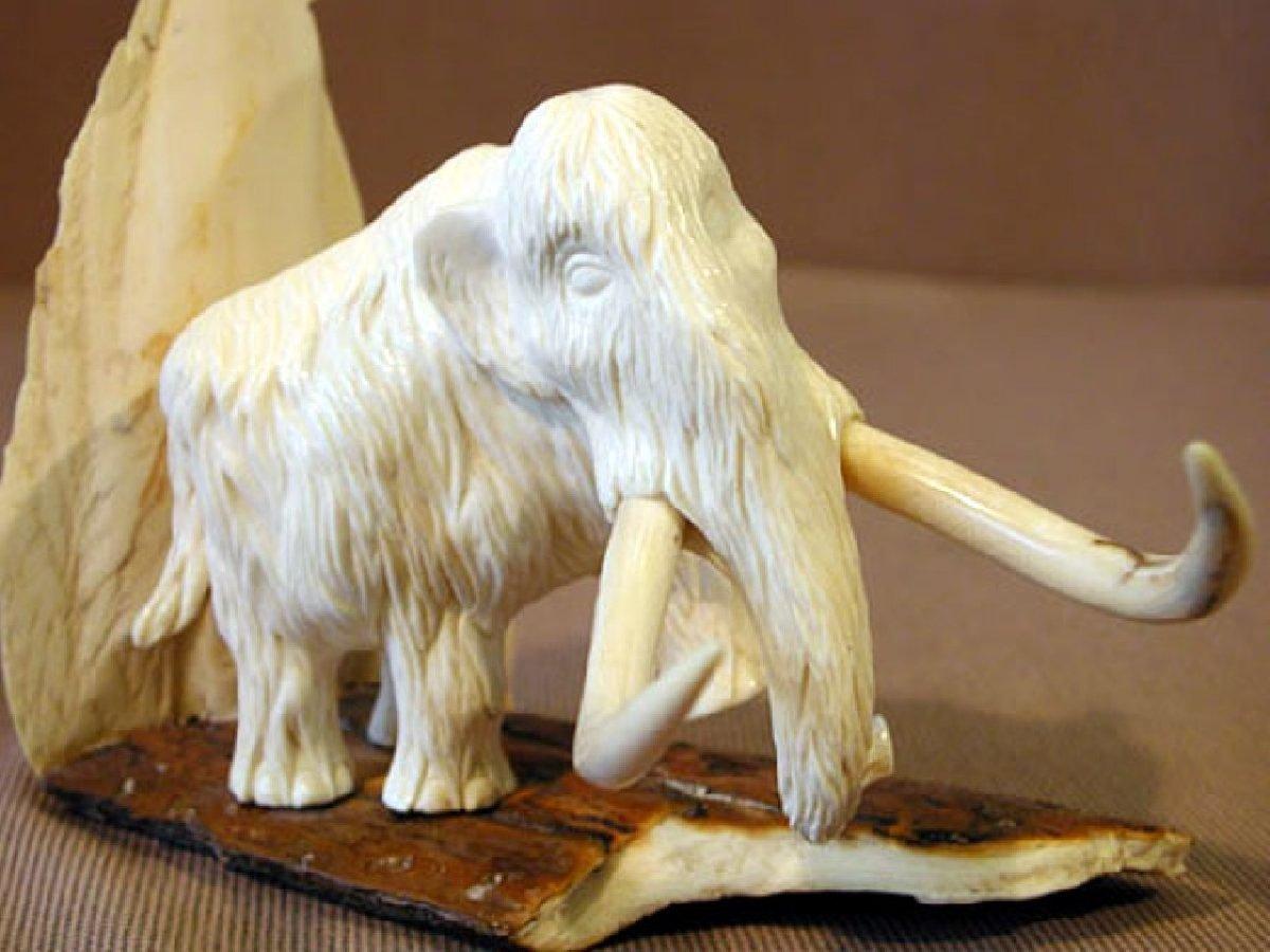 Выставка «Мифы тайги итундры»