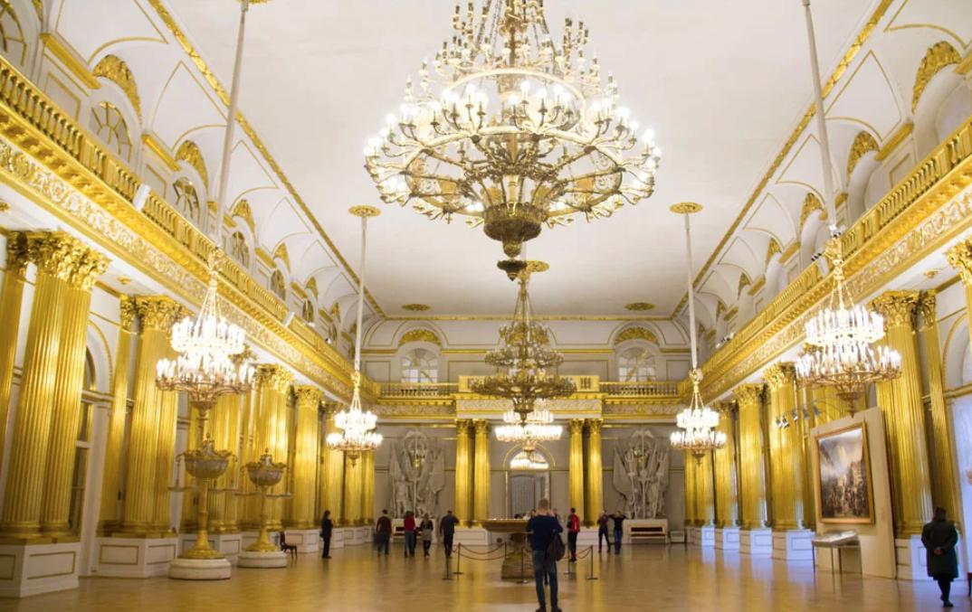 Концерт «Под музыку Вивальди— вГербовом зале Эрмитажа»