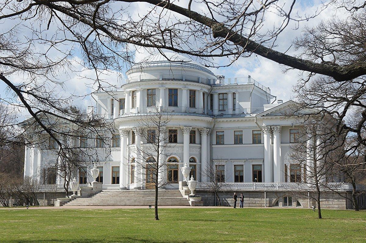 Музейный проект «Елагиноостровский дворец 1941—1961»