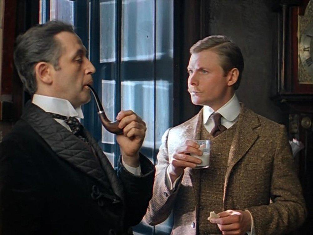 Лекция икинопоказ «Элементарно: Шерлок»