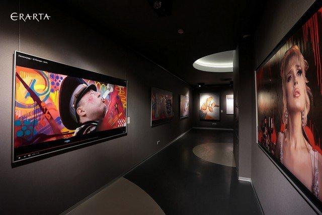 Выставка «Ретроспектива брендреализма»