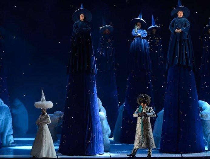 Опера «Рождественская сказка»