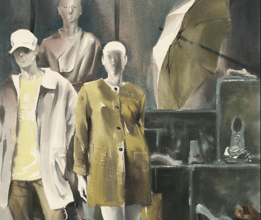 Выставка «Витрины»