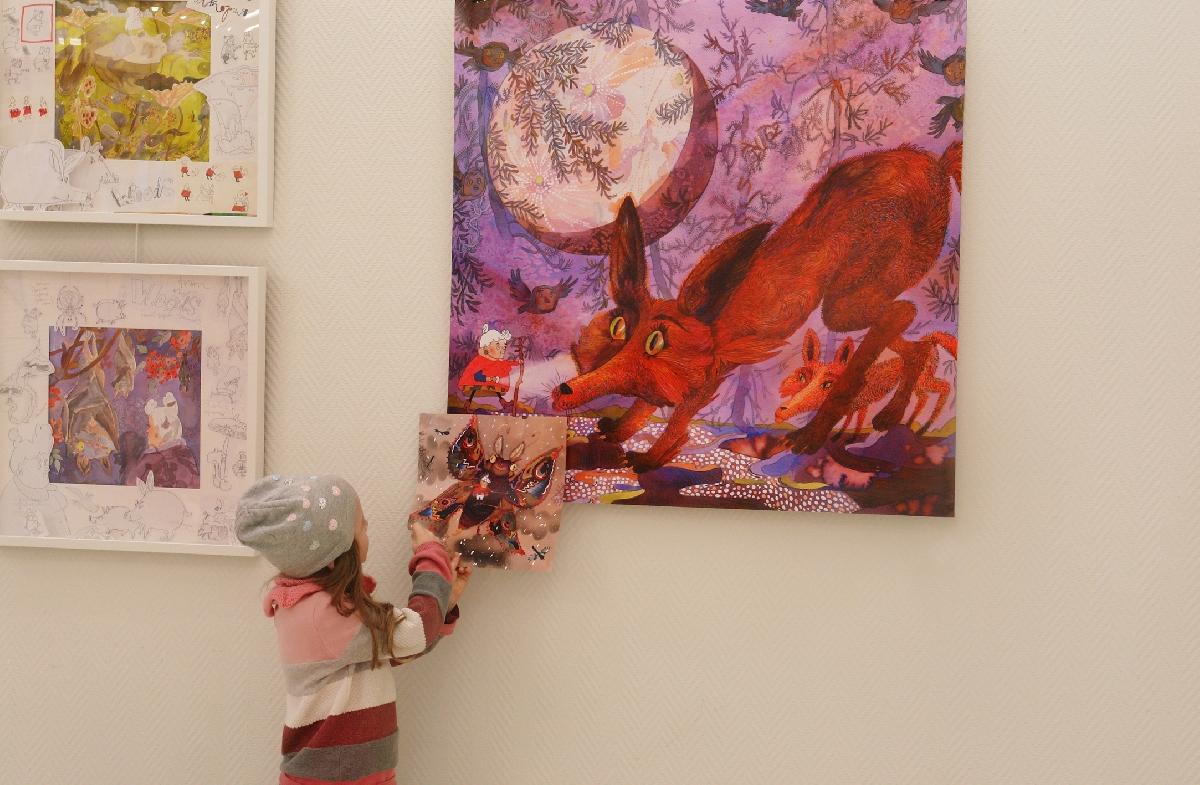 Выставка «Полнолуние. Восточный ветер»
