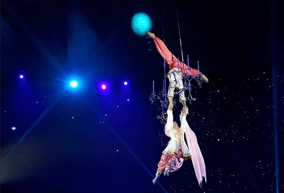 Цирковое шоу для взрослых идетей отбратьев Запашных «Небылица»