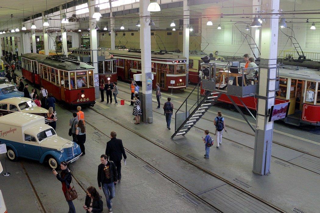 Музей электрического транспорта