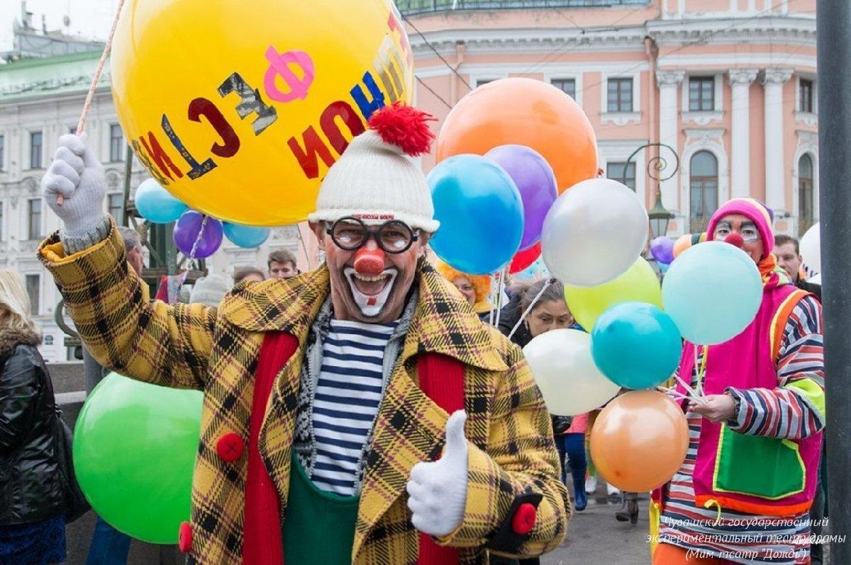 Праздник юмора «Смешной фестиваль» 2019