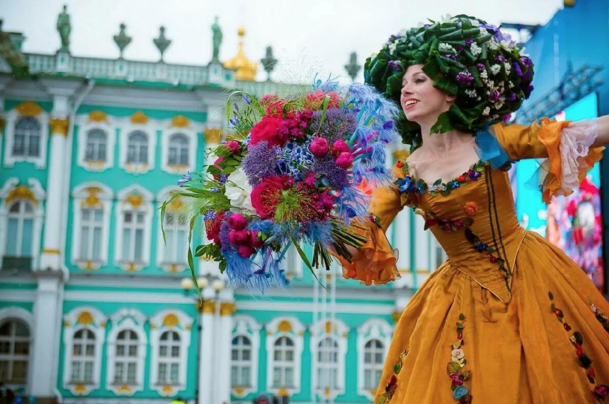 Фестиваль вчесть Всемирного дня туризма вСанкт-Петербурге 2021