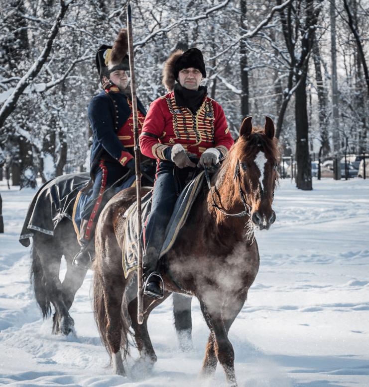 Военно-исторический фестиваль вв Багратионовском сквере 2019