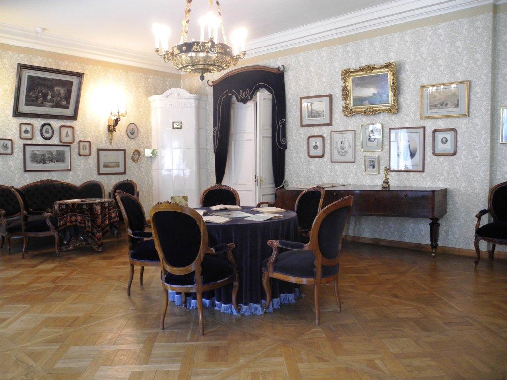 Музей-квартира Н. А. Некрасова