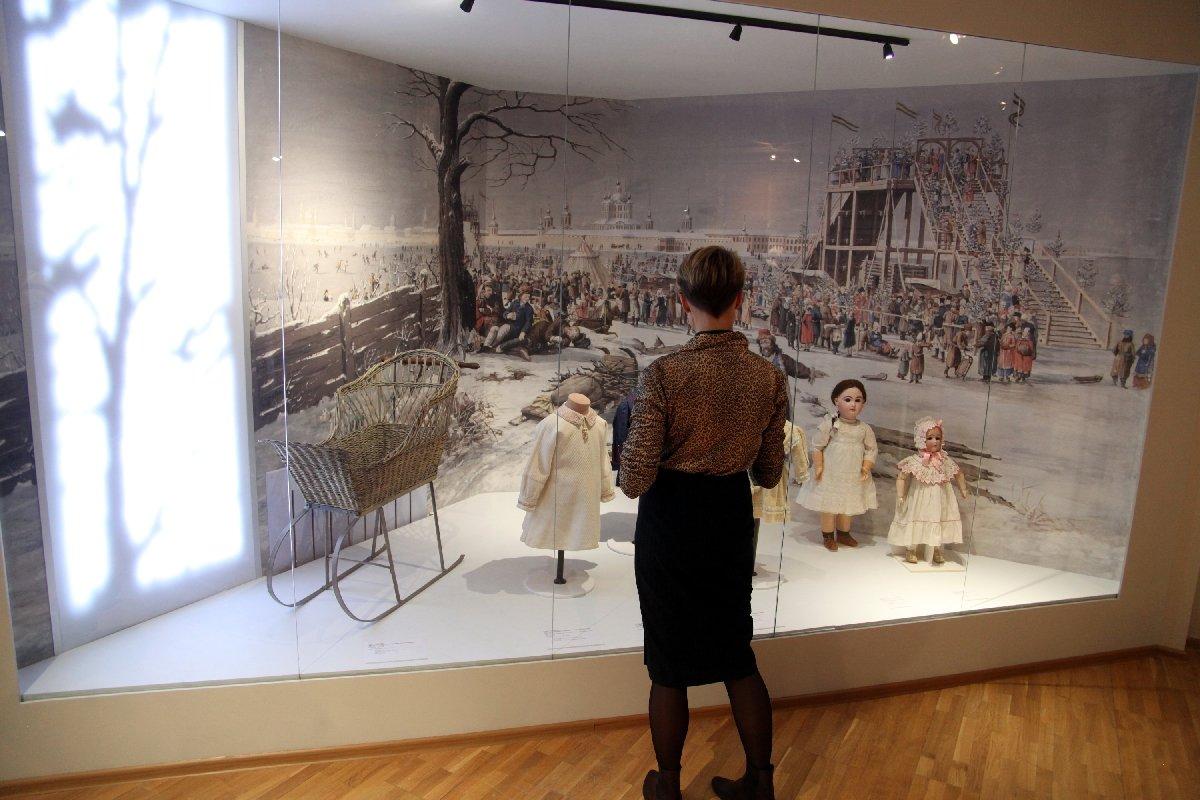 Выставка «О дивный детский мир»