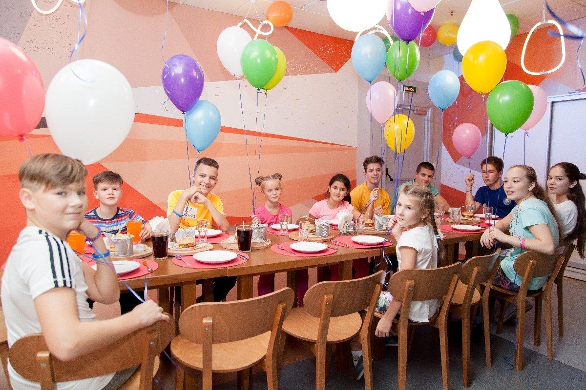 Детский День Рождения в«Gorilla Park»
