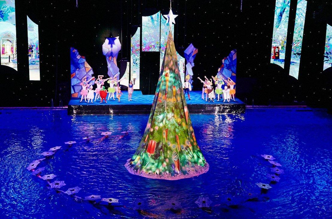 Новогоднее шоу наводе «Рецепт Волшебства»