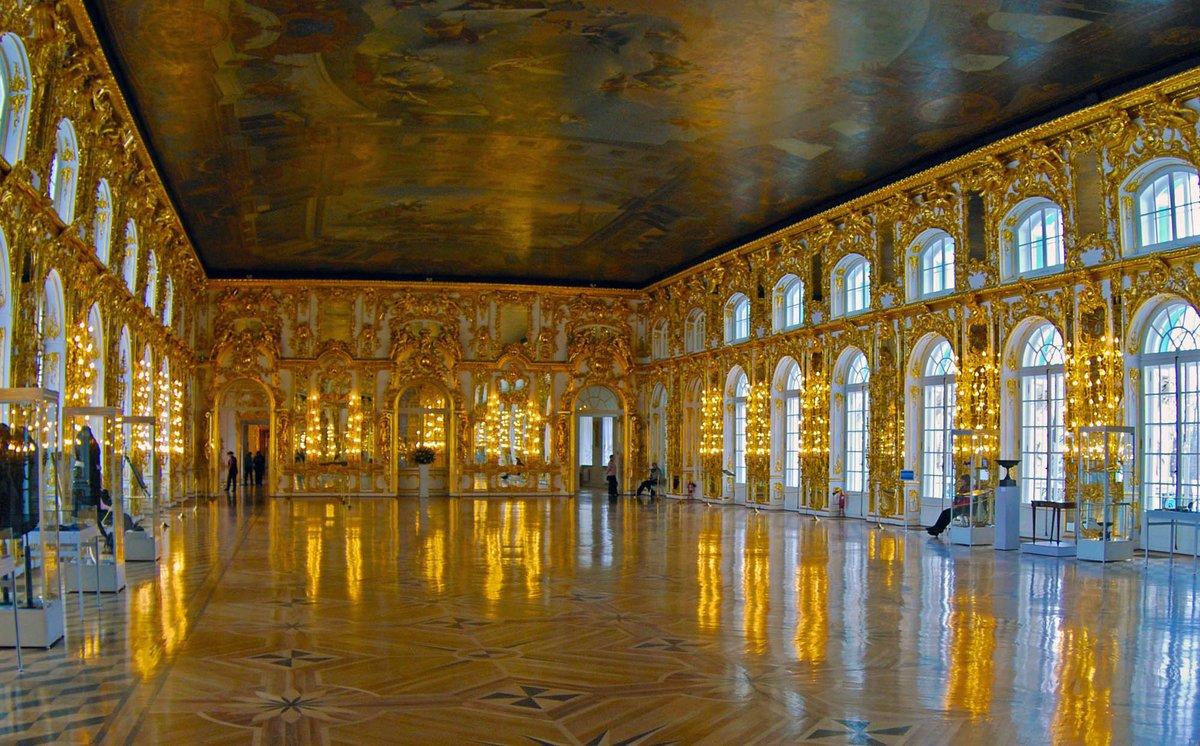 Открытие Екатерининского дворца лето 2020