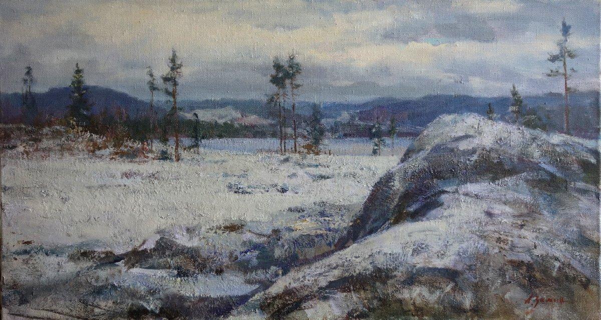 Выставка «Юрий Решкин. Александр Зимин. Диалог вовремени»