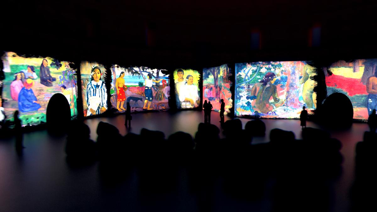 Выставка «От Моне доМалевича. Великие модернисты»