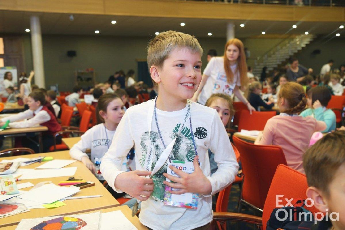 Детский образовательный фестиваль «Арифметические игры»