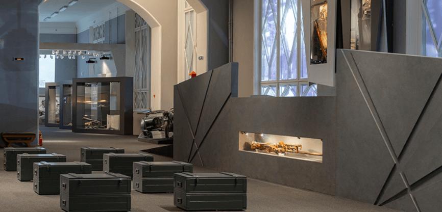 Госодарственный мемориальный музей обороны иблокады Ленинграда