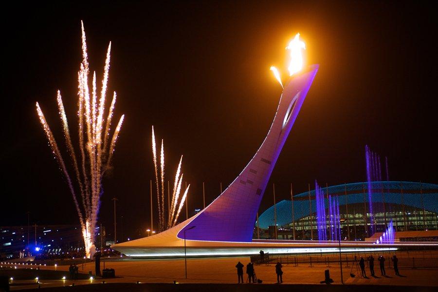 «Эстафета военно-спортивного огня» 2017