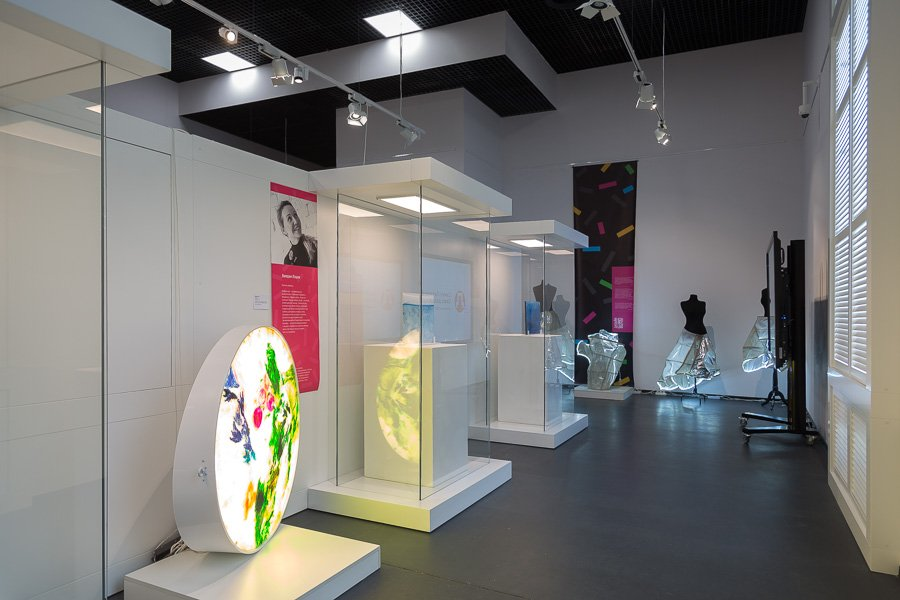 Выставка «Дизайн. Конвергенция»