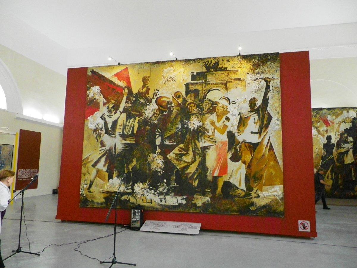 Выставка «Большие картины»