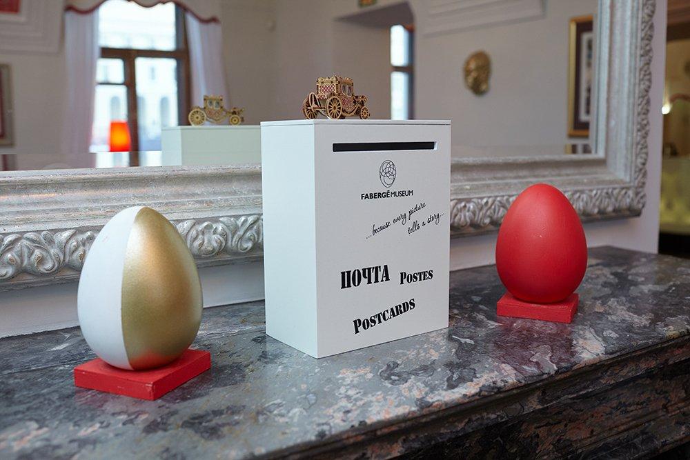 Семейная экскурсия «История пасхального яйца»