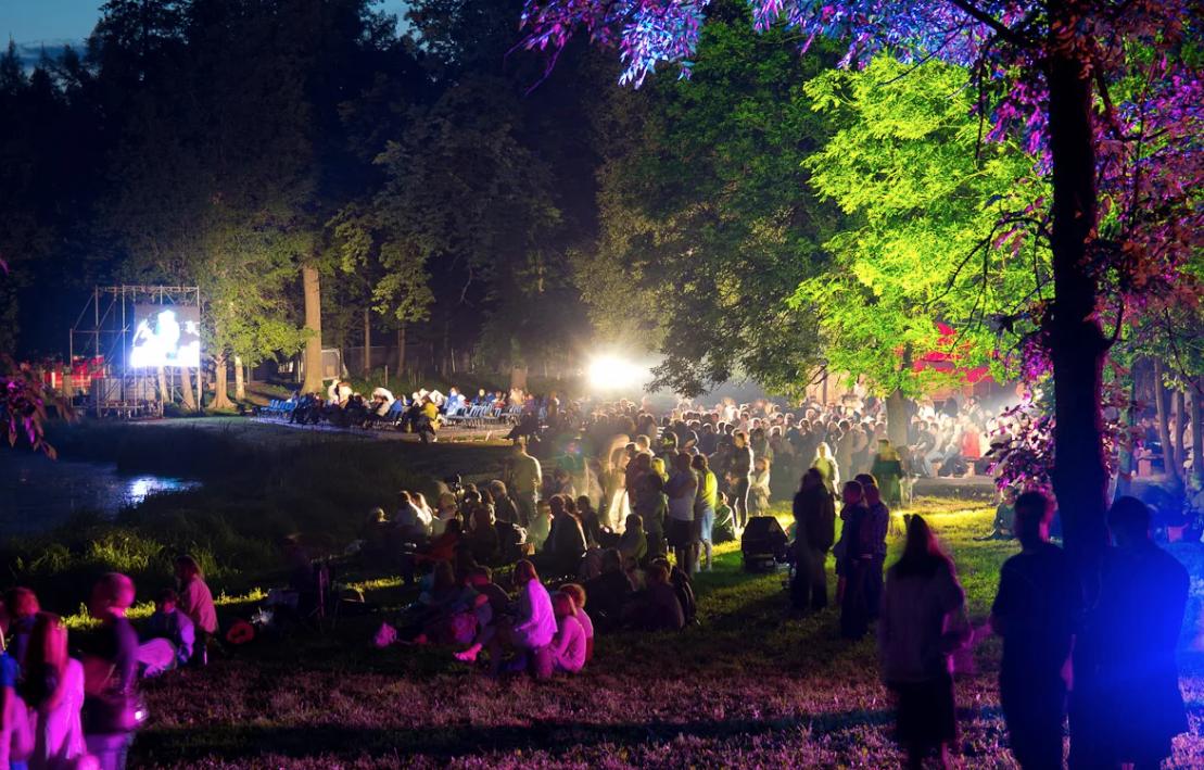 Фестиваль «Ночь музыки вГатчине» 2018