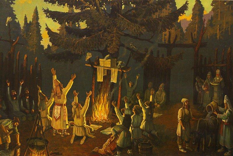 Выставка «Удмурты: традиции предков имоменты истории»
