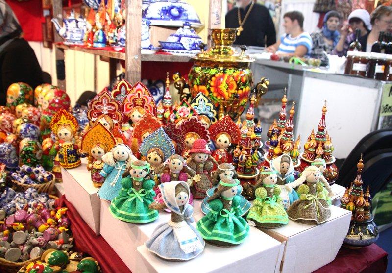 Выставка-ярмарка «Пасхальный праздник»